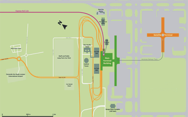 аэропорт ханоя схема