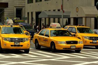 Такси от аэропорта John F. Kennedy International Airport