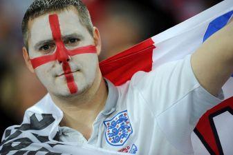 Английский футбольный болельщик